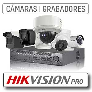 Hikvision PRO Series ya está disponible en SECURimport