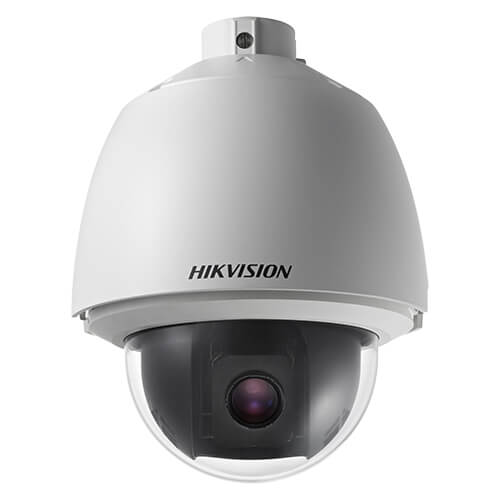 "Cámara Domo PTZ 5"" 4MP 25X DarkFighter Hikvision"