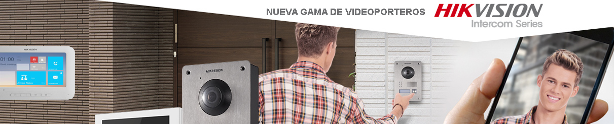 VIDEOPORTEROS HIKVISION SPANISH